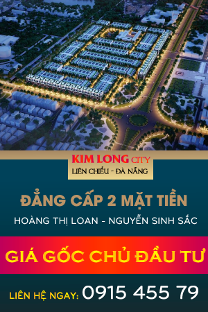 Dự án Kim Long City